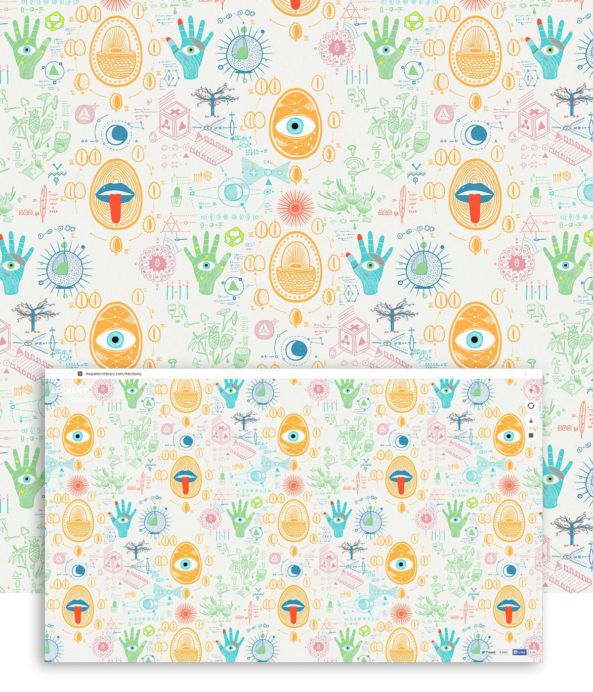 Pattern Library - Anton Repponen - Museum of Design Artifacts