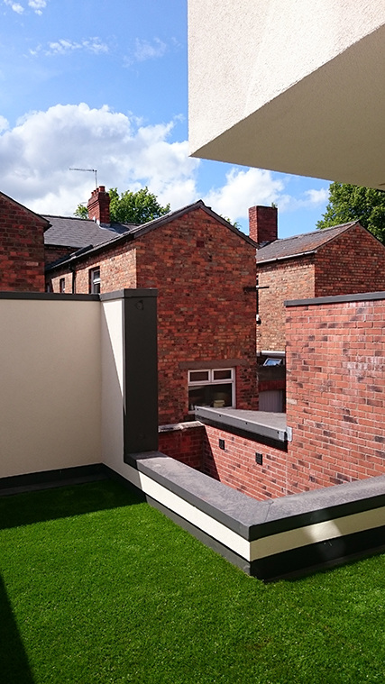 Northern ireland architects commercial houses boxy house for Garden design ideas northern ireland
